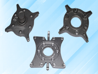 Interface Plate Casting